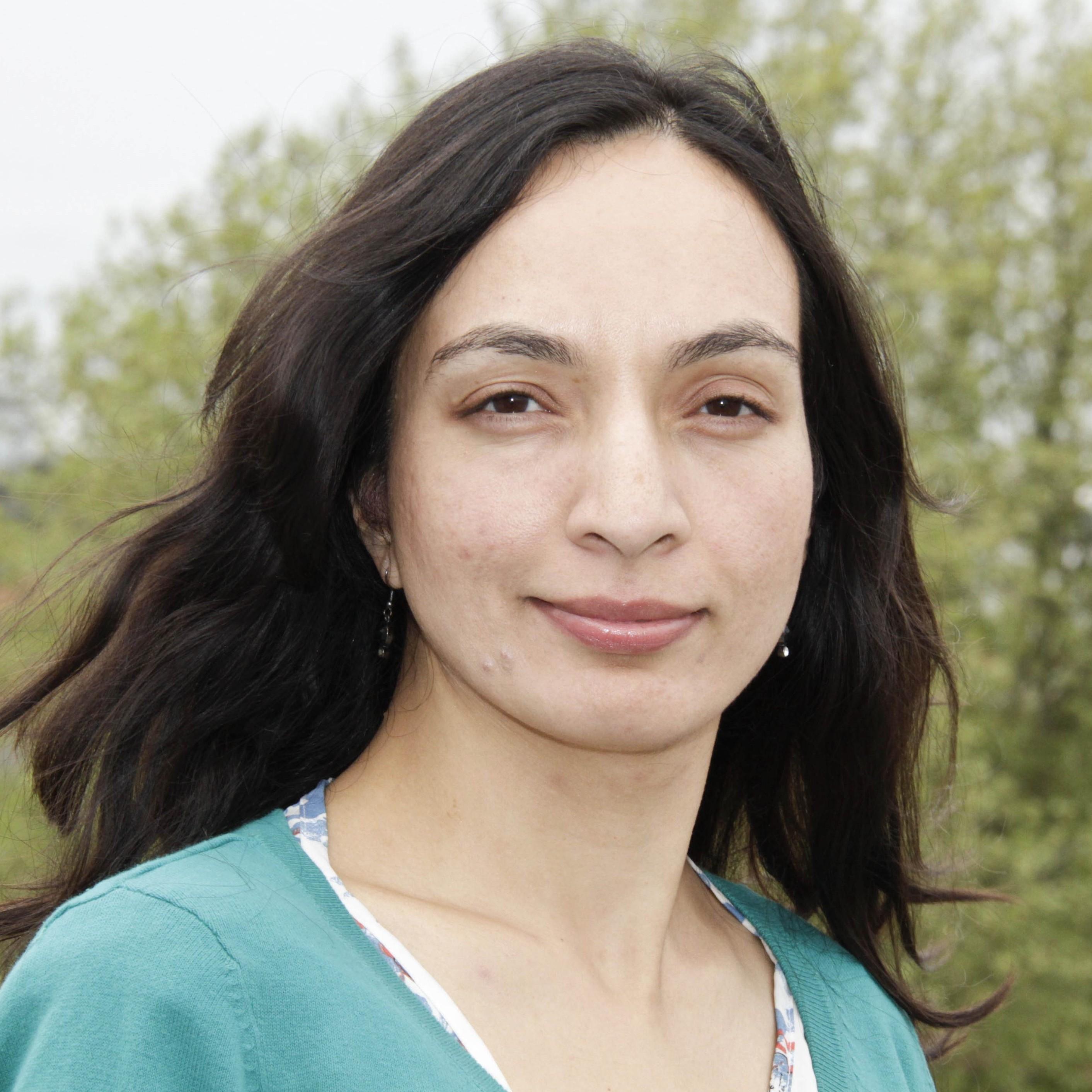 portrait of Gita Parihar